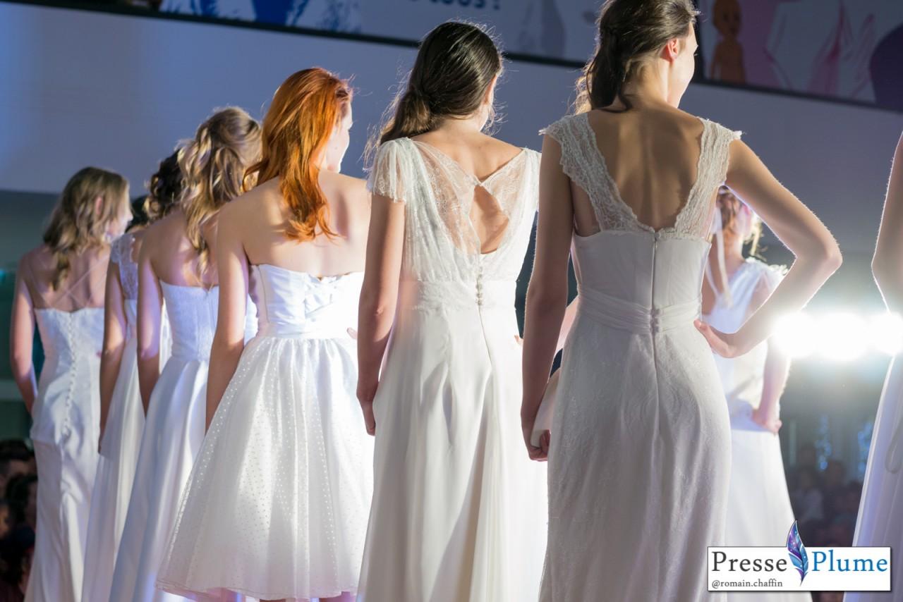 Miss Nantes 2016 - Robes de mariées